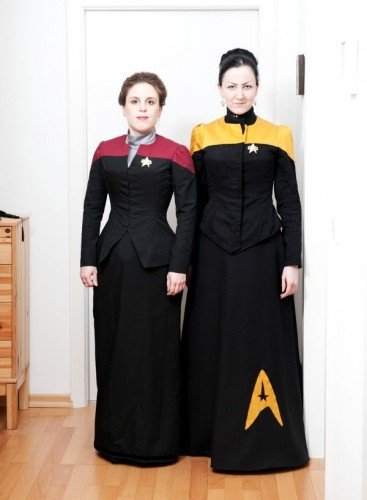 2f3159641c24f96b3c5165cb79856353 Star Trek Dresses