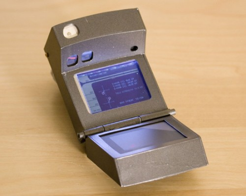 89249568909c86c75504c1778f327454 This is a real, working, Star Trek:style Tricorder