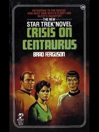 """Star Trek: 28 Crisis On Centaurus"" Review by Deep Space Spines"
