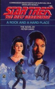 """41 ZX4mE9L. SL500  186x300 """"Star Trek: The Next Generation: 10 A Rock And A Hard Place"""" Review by Deep Space Spines"""