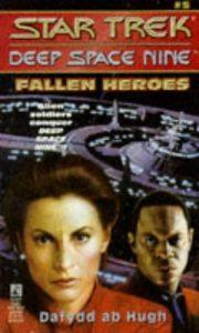 "4167ZRKQREL. SL500  180x300 ""Star Trek: Deep Space Nine: 5 Fallen Heroes"" Review by Literary Treks"
