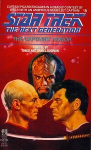 """Star Trek: The Next Generation: 8 The Captain's Honor"" Review by Deep Space Spines"