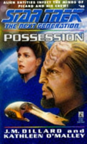 """""""Star Trek: The Next Generation: 40 Possession"""" Review by Deepspacespines.com"""