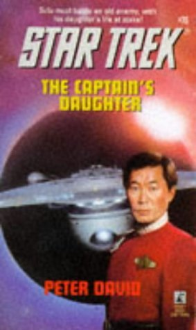 """""""Star Trek: 76 The Captain's Daughter"""" Review by Deepspacespines.com"""
