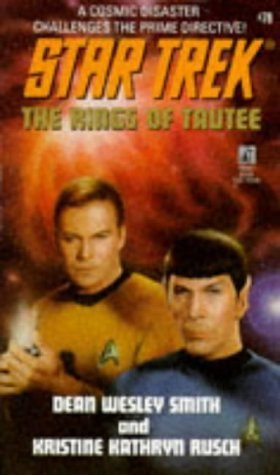 """""""Star Trek: 78 The Rings Of Tautee"""" Review by Deepspacespines.com"""