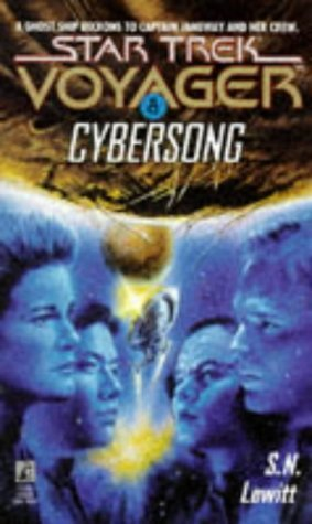 """""""Star Trek: Voyager: 8 Cybersong"""" Review by Deepspacespines.com"""