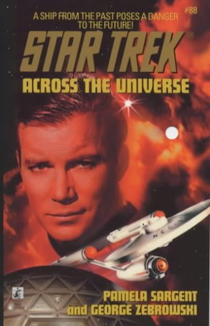 """Star Trek: 88 Across The Universe"" Review by Trek Lit Reviews"