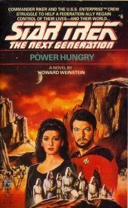 """41RMRFP9PHL. SL500  185x300 """"Star Trek: The Next Generation: 6 Power Hungry"""" Review by Deep Space Spines"""