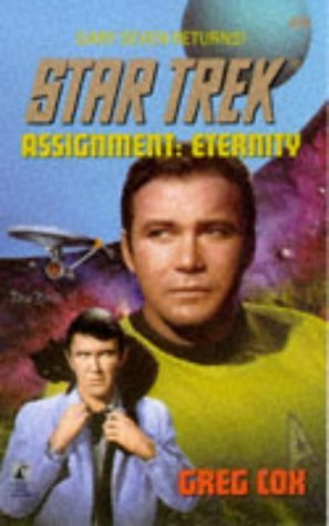 """Star Trek: 84 Assignment: Eternity"" Review by motionpicturescomics.com"