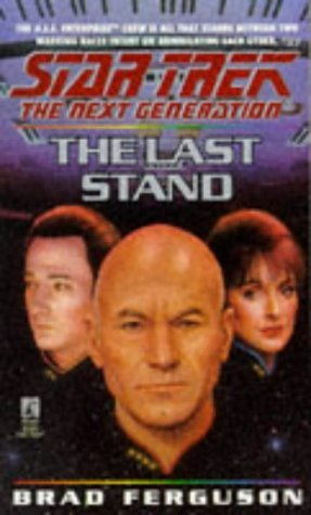 """""""Star Trek: The Next Generation: 37 The Last Stand"""" Review by Deepspacespines.com"""