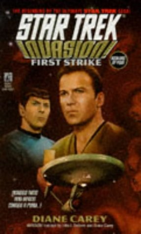 """""""Star Trek: 79 Invasion! Book 1: First Strike"""" Review by Deepspacespines.com"""