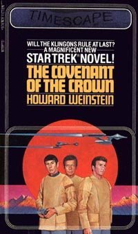 """""""Star Trek: 4 The Covenant Of The Crown"""" Review by Theyboldlywent.com"""
