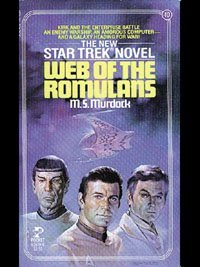 """""""Star Trek: 10 Web Of The Romulans"""" Review by Theyboldlywent.com"""