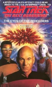 """511JHRXG4BL. SL500  179x300 """"Star Trek: The Next Generation: 13 The Eyes Of The Beholders"""" Review by Deep Space Spines"""