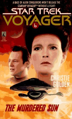 """""""Star Trek: Voyager: 6 The Murdered Sun"""" Review by Deepspacespines.com"""