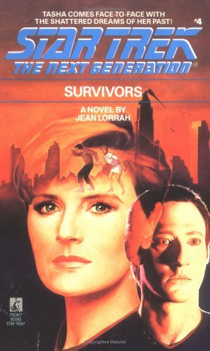 """""""Star Trek: The Next Generation: 4 Survivors"""" Review by Deep Space Spines"""