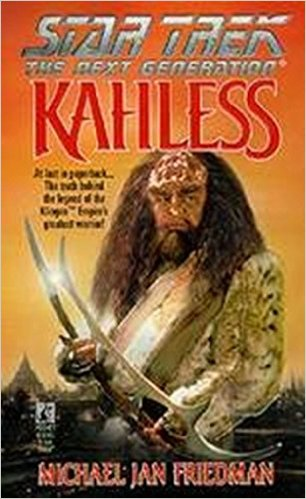 """""""Star Trek: The Next Generation: Kahless"""" Review by Deepspacespines.com"""