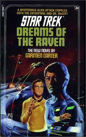 """51B245MCGFL. SL500  """"Star Trek: 34 Dreams Of The Raven"""" Review by Deep Space Spines"""