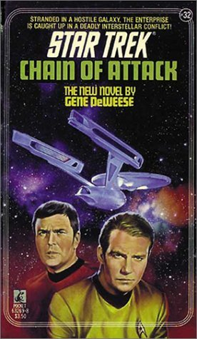 "51GZ49314NL. SL500  ""Star Trek: 32 Chain of Attack"" Review by Deep Space Spines"
