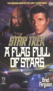 """51TRWYPQRWL. SL500  176x300 """"Star Trek: 54 A Flag Full Of Stars"""" Review by Deep Space Spines"""