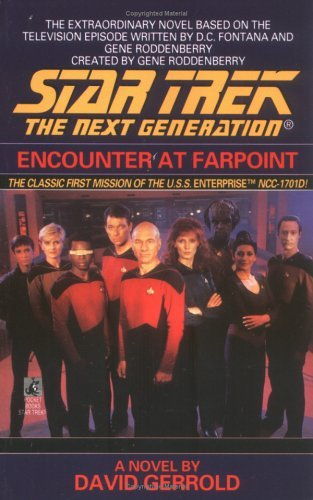 """Star Trek: The Next Generation: Encounter At Farpoint"" Review by Deep Space Spines"