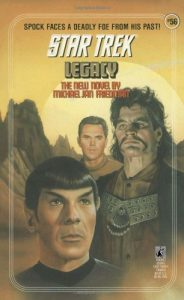 """51g7o5mJnwL 184x300 """"Star Trek: 56 Legacy"""" Review by Deep Space Spines"""