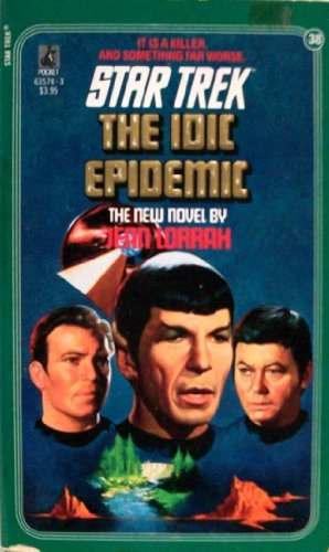 """Star Trek: 38 The Idic Epidemic"" Review by Deep Space Spines"