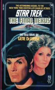 "813ewE2BAnL 185x300 ""Star Trek: 43 The Final Nexus"" Review by Deep Space Spines"