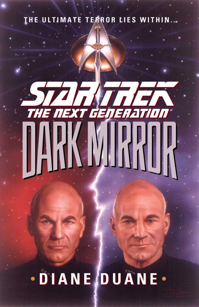 "dark mirror 9780743420648 hr 663x1024 ""Star Trek: The Next Mirror: Dark Mirror"" Review by Literary Treks"