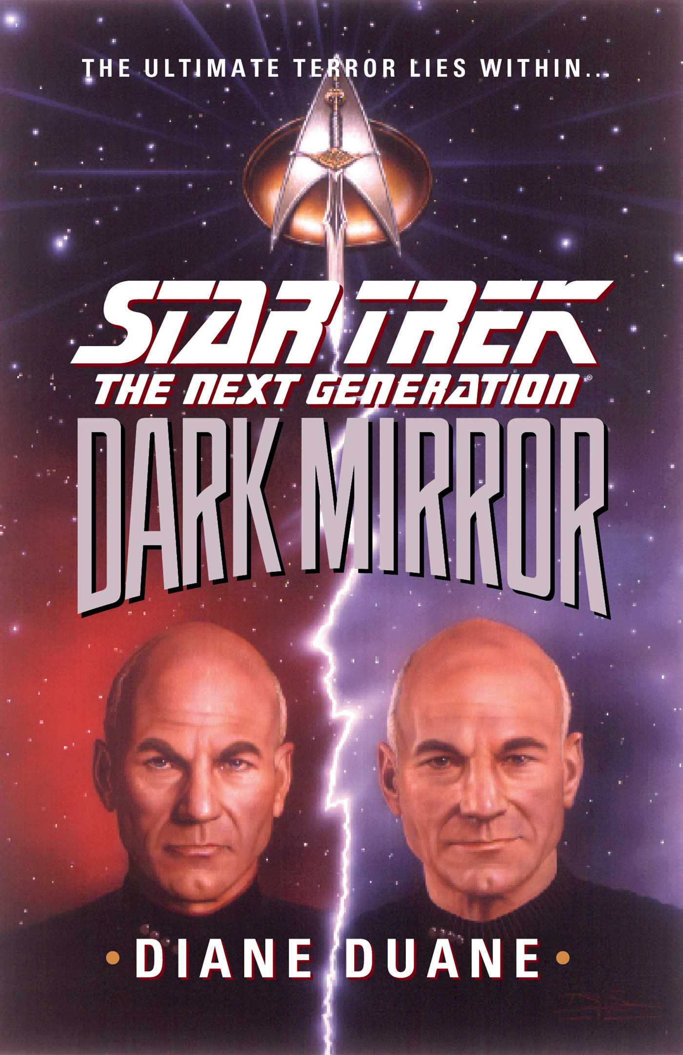 """Star Trek: The Next Mirror: Dark Mirror"" Review by Literary Treks"