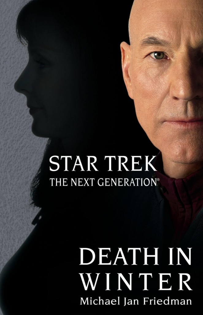 death in winter 662x1024 Star Trek: The Next Generation: Death in Winter Review by Motionpicturescomics.com