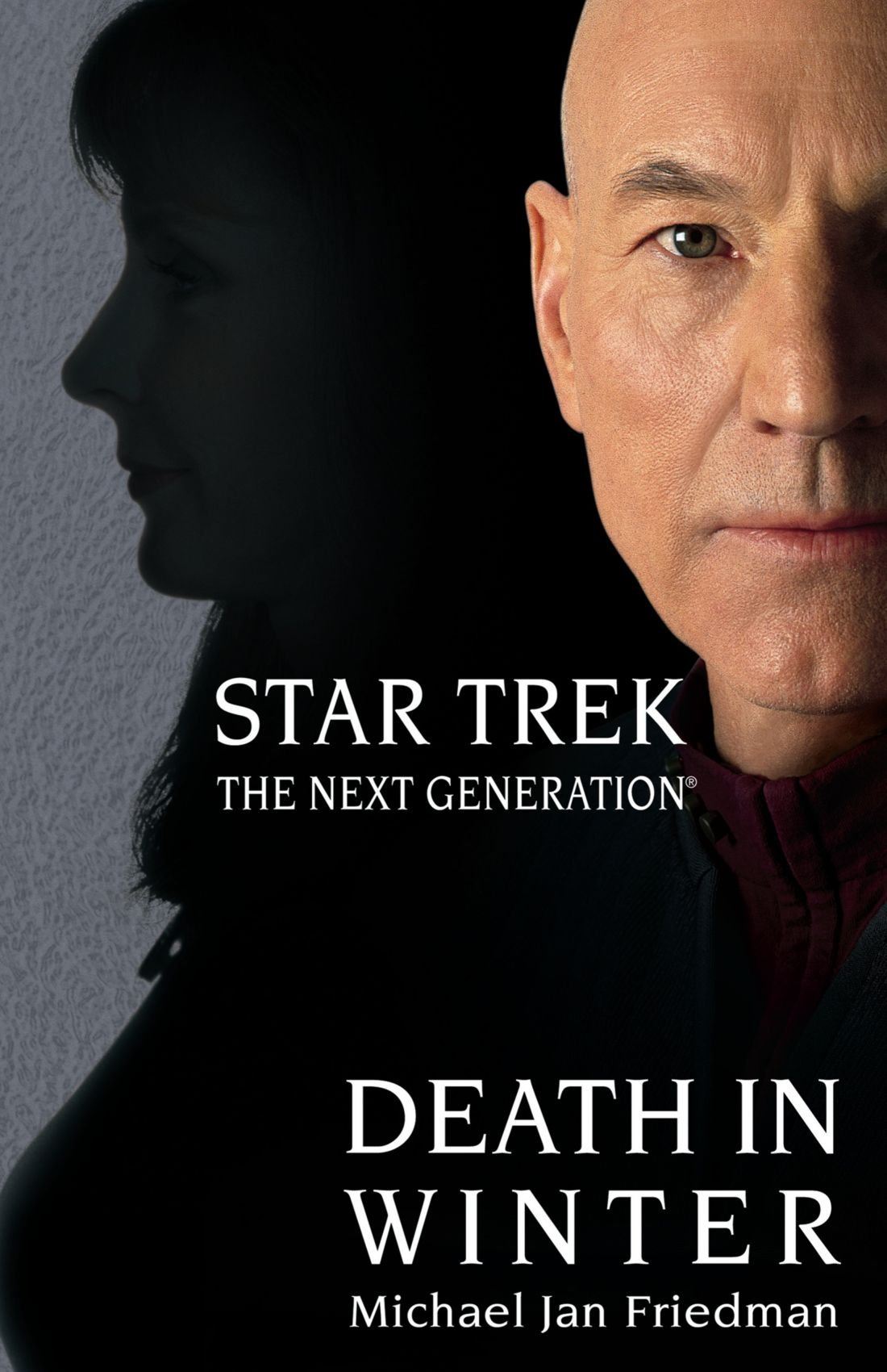 """""""Star Trek: The Next Generation: Death in Winter"""" Review by Motionpicturescomics.com"""