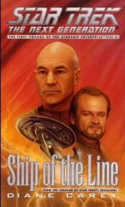 """latest 11 182x300 """"Star Trek: The Next Generation: Ship Of The Line"""" Review by Trek Lit Reviews"""