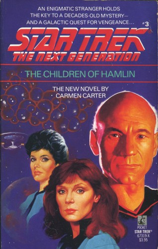 """""""Star Trek: The Next Generation: 3 The Children Of Hamlin"""" Review by Deep Space Spines"""