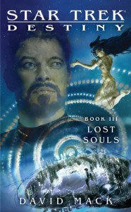 star trek destiny book 3 lost souls COVER 186x300 Star Trek Book Deal Alert! Star Trek: Destiny Series for only 99 cents each!