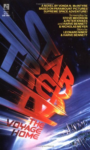 """Star Trek: IV The Voyage Home"" Review by Deep Space Spines"