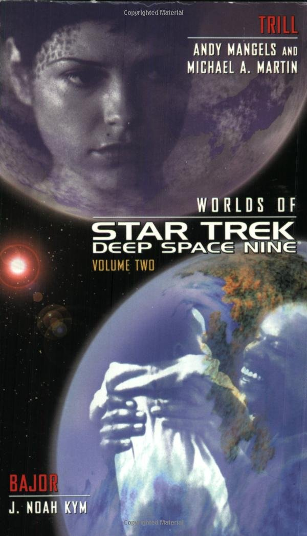 """""""Worlds Of Star Trek: Deep Space Nine: Volume 2: Trill and Bajor – Trill"""" Review by Tor.com"""