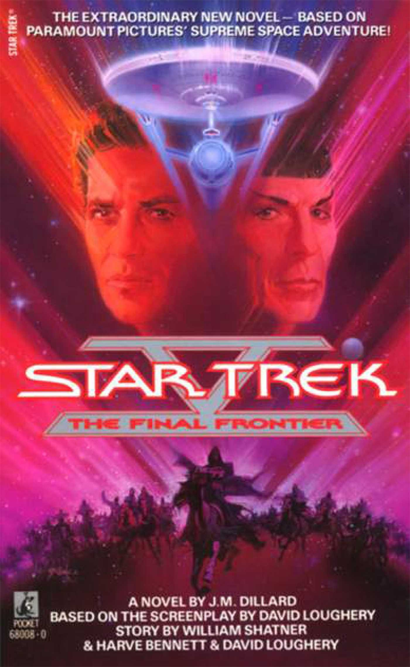 """""""Star Trek V: The Final Frontier"""" Review by Redshirtsalwaysdie.com"""