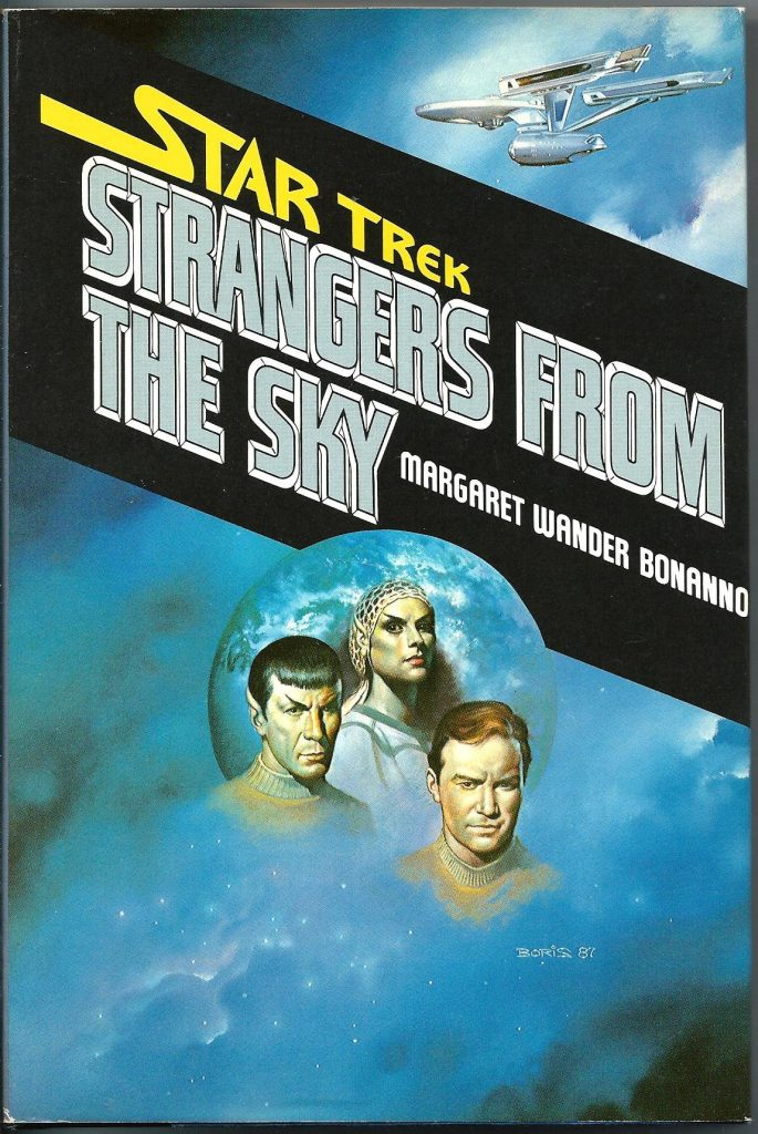 "91zT8i2GlL 685x1024 ""Star Trek: Strangers From The Sky"" Review by Deep Space Spines"
