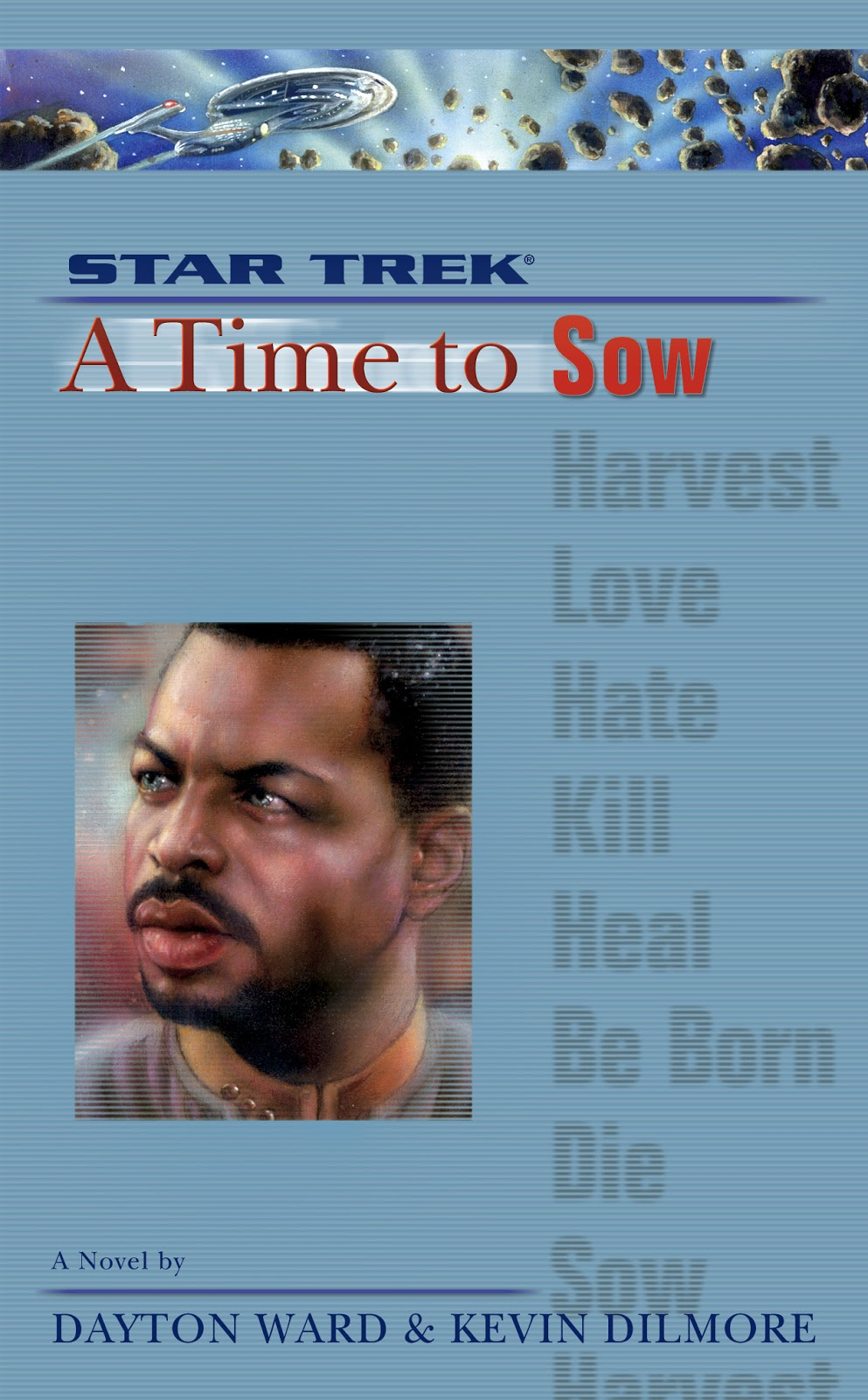 """""""Star Trek: The Next Generation: 3 A Time To Sow"""" Review by Trek Lit Reviews"""