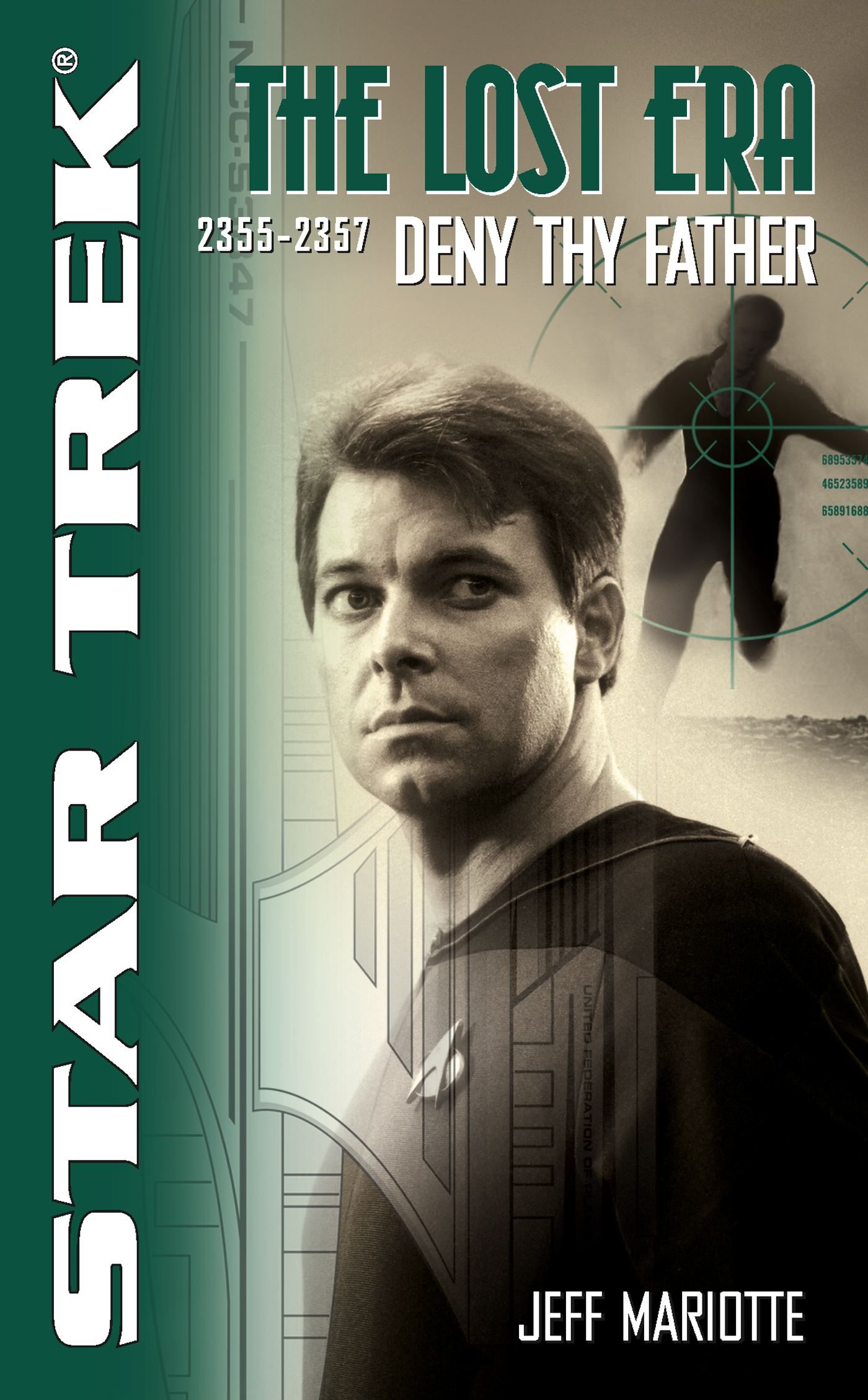 """""""Star Trek: The Lost Era: Deny Thy Father"""" Review by Treklit.com"""