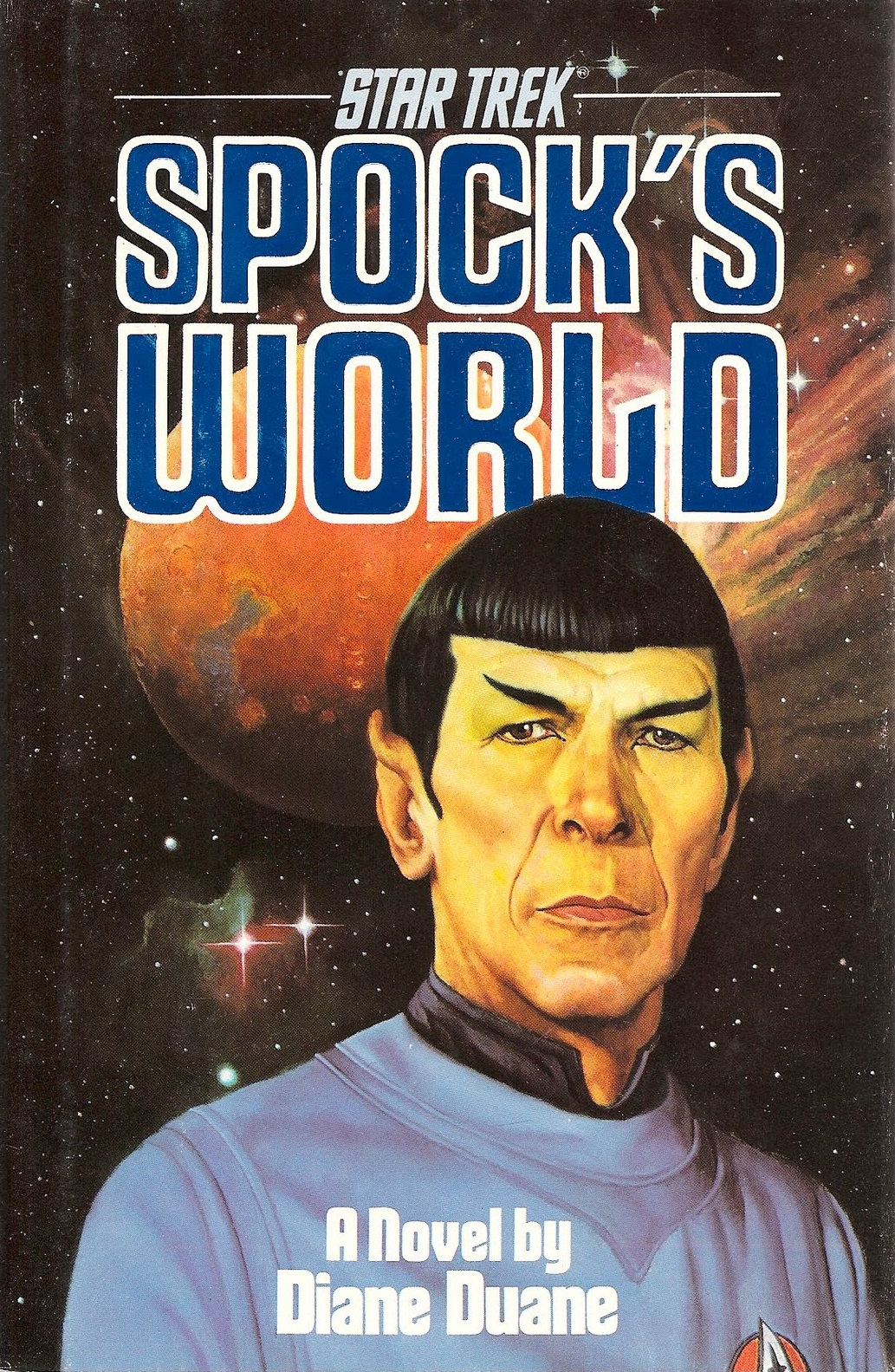 """Star Trek: Spock's World"" Review by Deep Space Spines"
