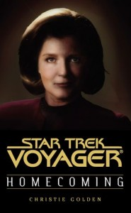 "12130 185x300 ""Star Trek: Voyager: Homecoming Book 1"" Review by Literary Treks"