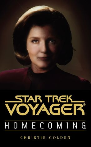 """Star Trek: Voyager: Homecoming Book 1"" Review by Literary Treks"