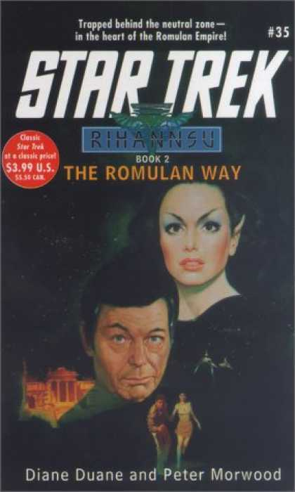 """Star Trek: 35 Rihannsu Book 2: The Romulan Way"" Review by Deep Space Spines"
