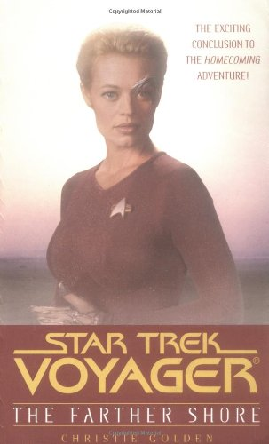 """Star Trek: Voyager: The Farther Shore"" Review by Trek Lit Reviews"