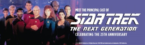 Entire Star Trek: TNG Cast To Reunite At Calgary Expo In April
