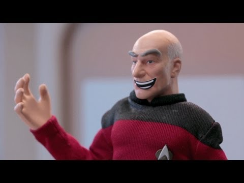 Robot Chicken – Star Trek: The Next Generation's Night Crew