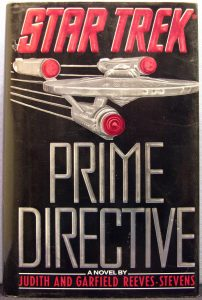 """Prime Directive 1 202x300 """"Star Trek: Prime Directive"""" Review by Deep Space Spines"""