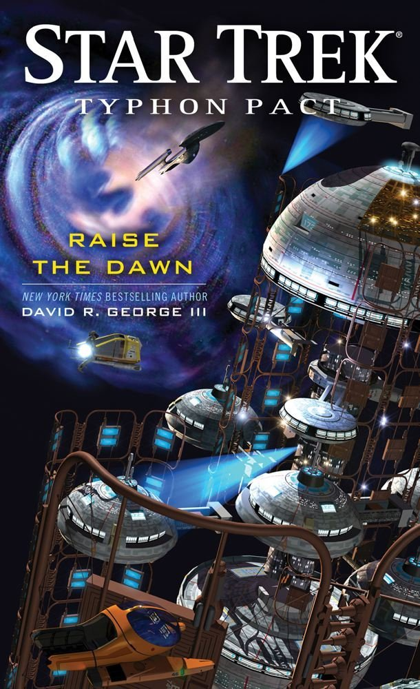"""""""Star Trek: Typhon Pact: 7 Raise the Dawn"""" Review by Tor.com"""